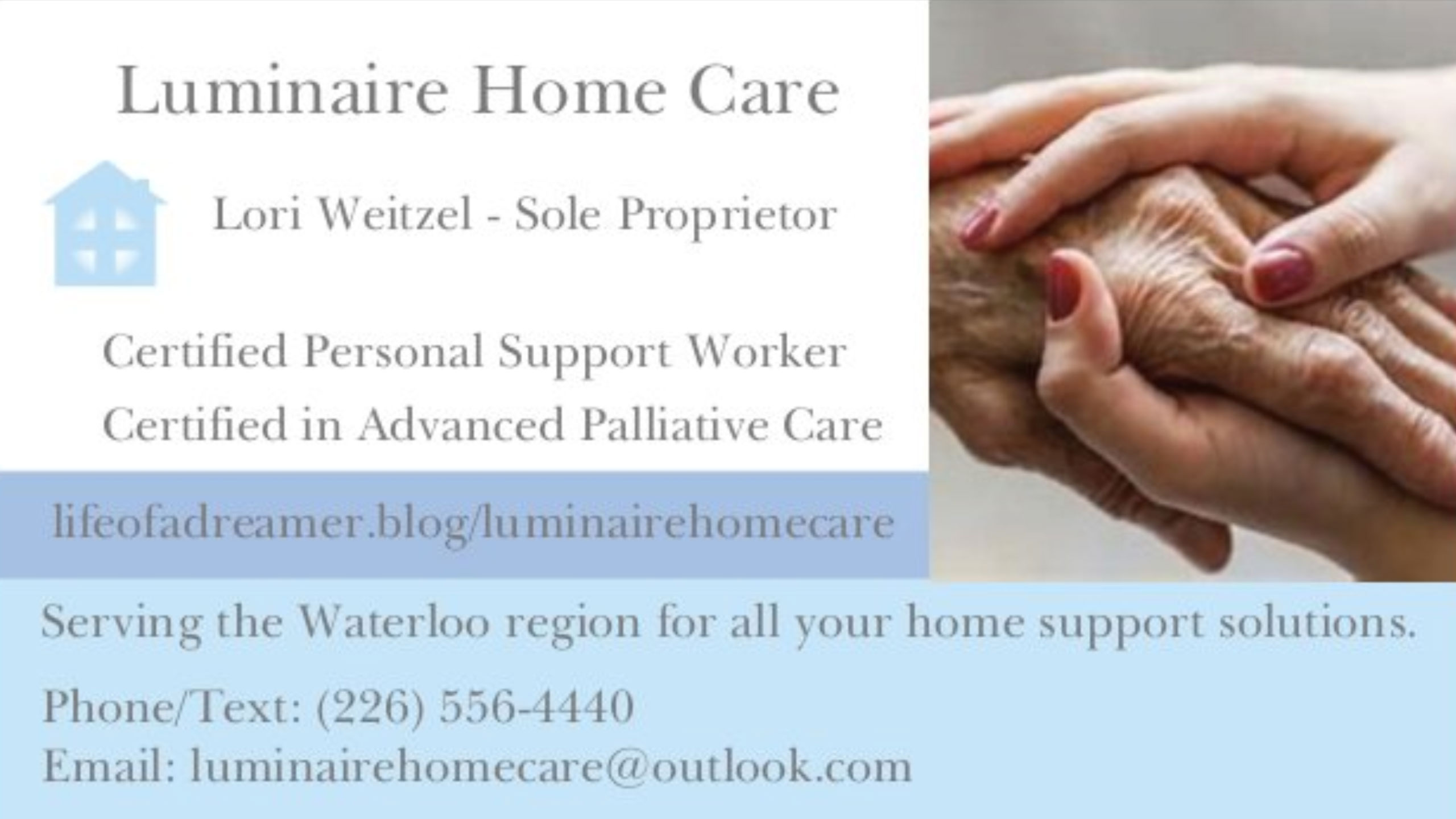 Luminaire Home Care