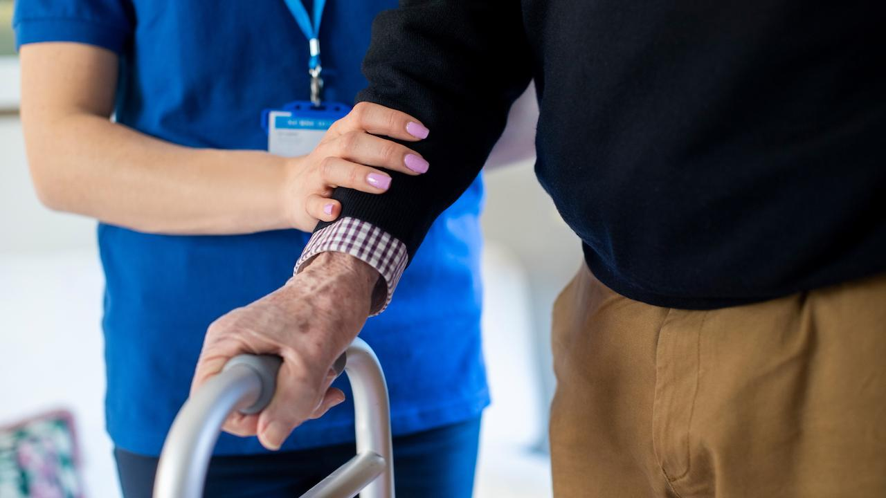 How do you recruit personal support workers during a pandemic?