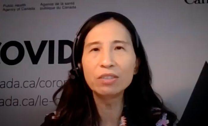COVID Virtual Townhall - Dr Theresa Tam. & CEO Miranda Ferrier